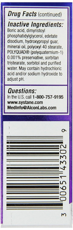 SYSTANE - SYSTANE BALANCE GOT OFTAL 10ML: Amazon.es: Salud y cuidado personal