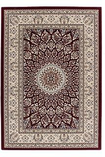 Orientalischer teppich  Lalee 347017911 Klassischer Teppich mit Fransen / Weich ...