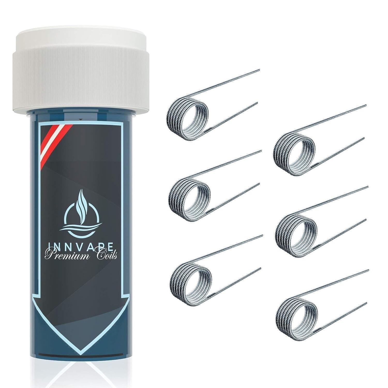 6 10 X INNVAPE Premium Coils per evaporatore RDTA RTA RDA