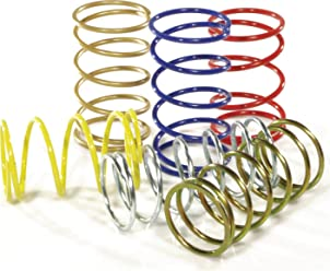 Malossi 29 7046/R - M297046R Red Torque Spring for the Yamaha Zuma 50cc Scooter
