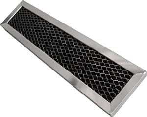 JX81D WB02X10943 Charcoal Filter Replacement for GE Microwaves by Duraflow