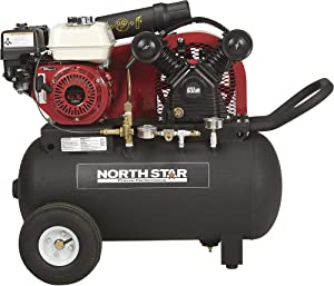 NorthStar Gas-Powered Portable Air Compressor