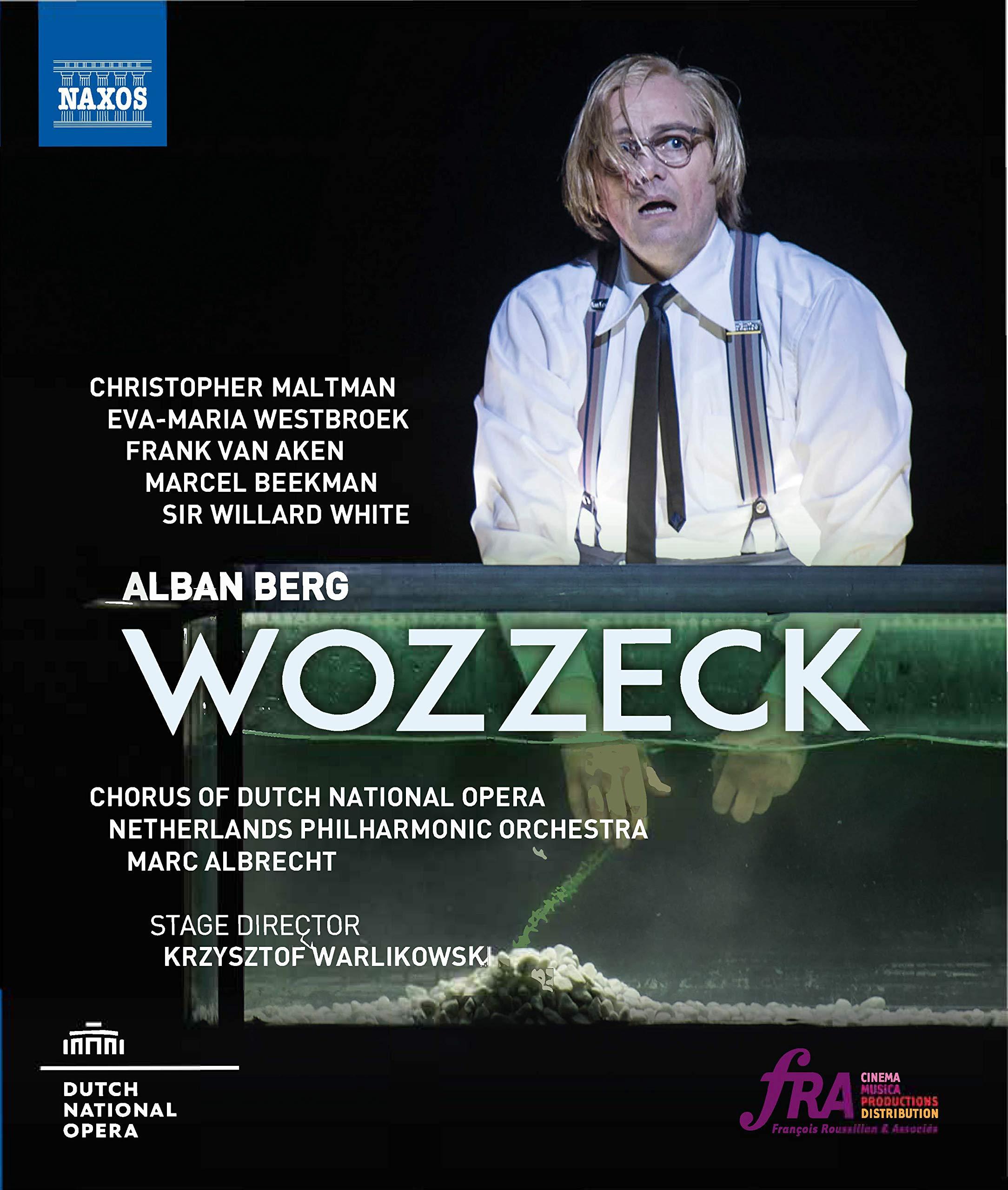 Blu-ray : Wozzeck (Blu-ray)