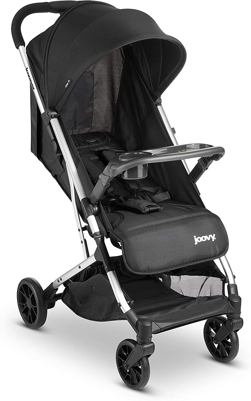 Black Joovy Kooper Stroller