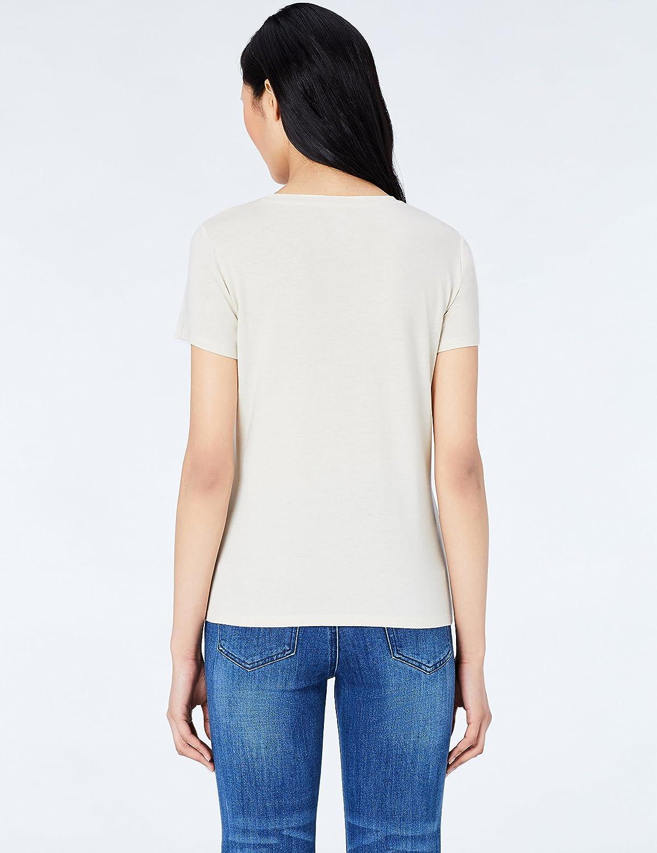 Meraki Womens Short Sleeve Cotton Shirt Brand