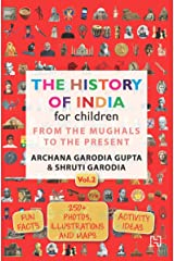 The History of India for Children - Vol. 2 Paperback