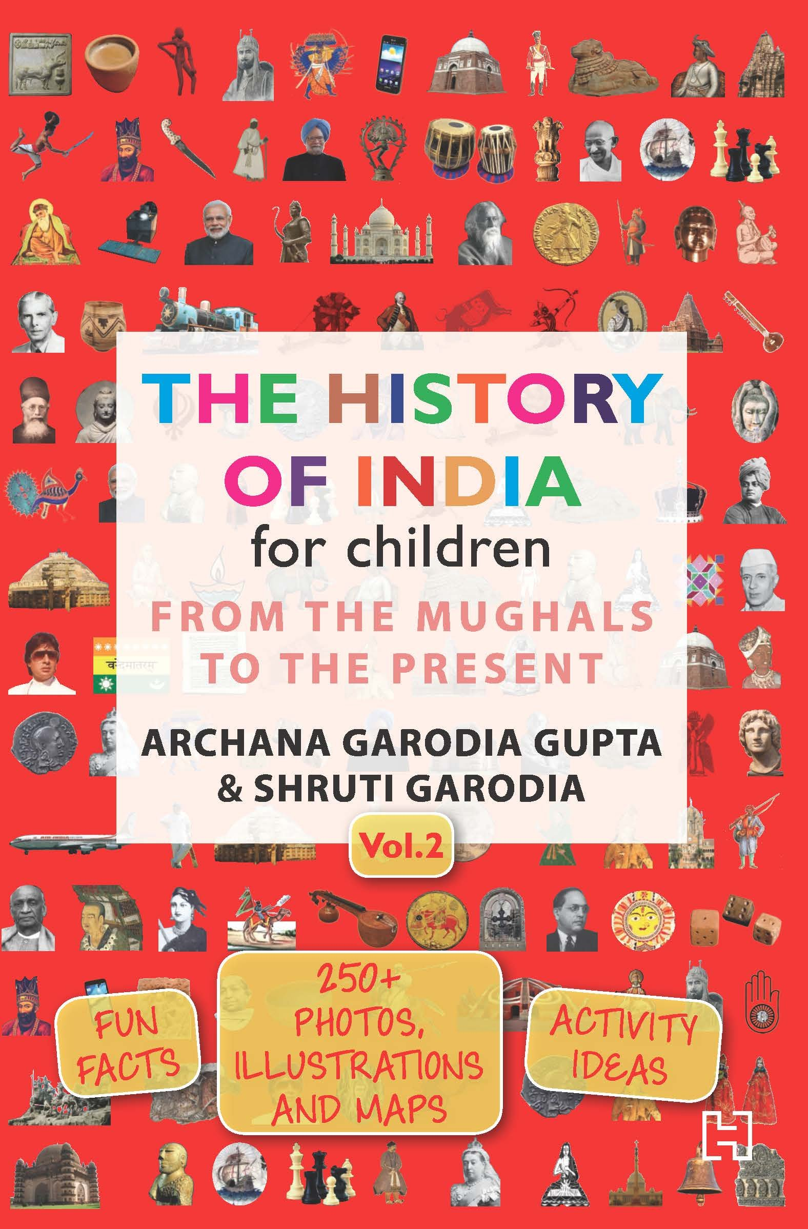 The History of India for Children – Vol. 2