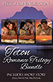 Teton Romance Trilogy Bundle: Includes Yellowstone Proposal (Short Story)