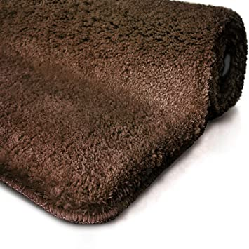 casa pura tapis de bain grande taille qualit premium oeko tex epais moelleux - Tapis Grande Taille