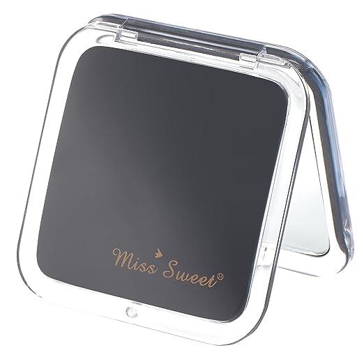 Amazon.com: Miss Sweet Espejo compacto para monedero, espejo ...
