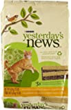 YESTERDAY'S NEWS PRODUCTS 702303 Yesterday'S News Cat Litter, 15-Pound