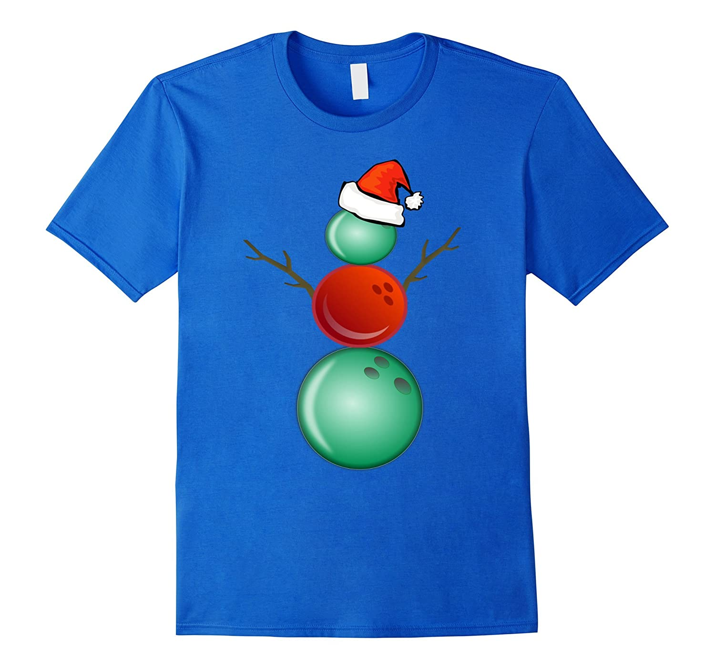 c9392661bf98 Funny Christmas Shirts Bowling Snowman T-Shirt-RT – Rateeshirt