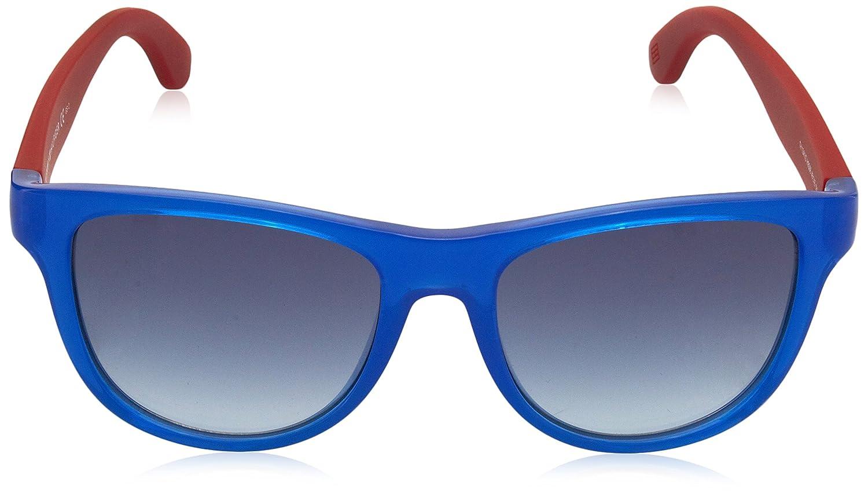 adultos Hilfiger Dk para Ropa Th Red de 1341s Amazon y Gafas Tommy 48 Unisex accesorios sol 08 Bluee es 8Bnx00P