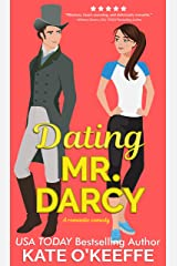 Dating Mr. Darcy: A Sweet Romantic Comedy (Love Manor Romantic Comedy Book 1) Kindle Edition