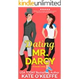 Dating Mr. Darcy: A Sweet Romantic Comedy (Love Manor Romantic Comedy Book 1)
