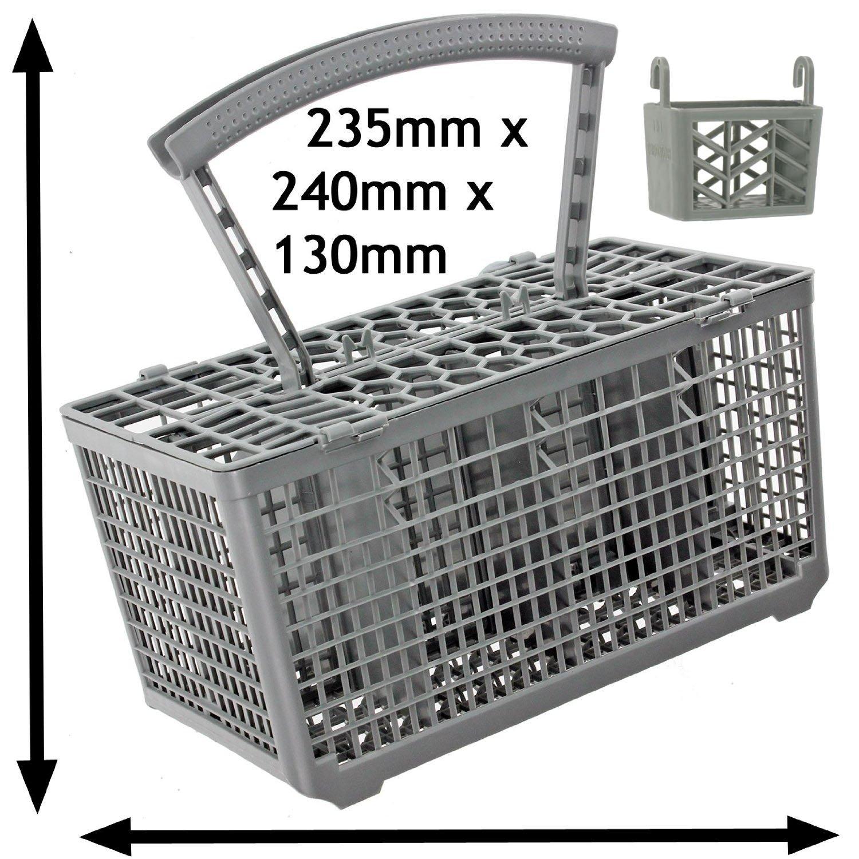 SPARES2GO - Cesta para cubiertos para jaula & Tapa y Soporte para ...