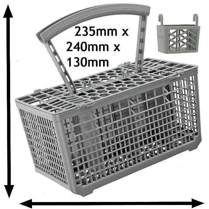 SPARES2GO - Cesta para cubiertos para jaula & Tapa y Soporte ...