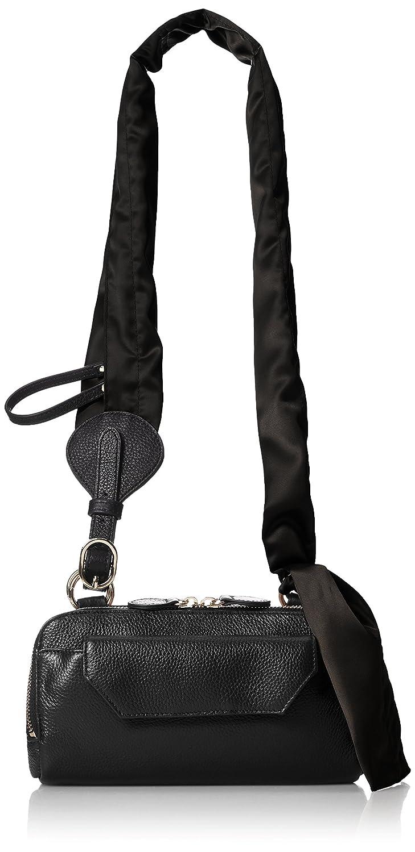 [バサラ] ショルダーバッグ 「サシャ」ミニショルダーバッグ 1413710 B078GJ99FT  ブラック