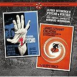 Psycho + Vertigo + 2 bonus tracks (OST) (2CD)