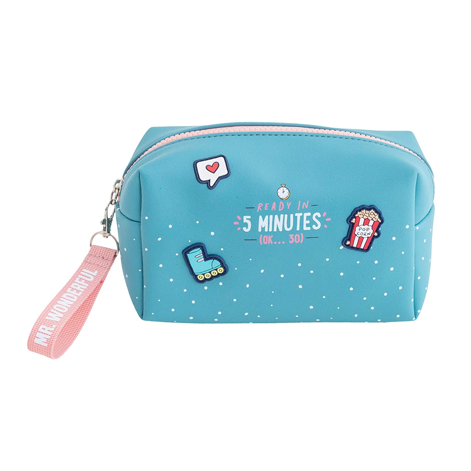 Mr. Wonderful Ready in 5 Minutes (Ok...30) Estuche de Viaje ...