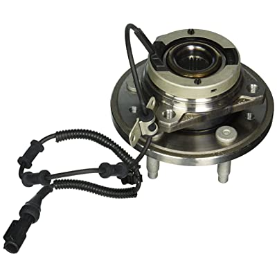 Timken HA590025 Axle Bearing and Hub Assembly: Automotive