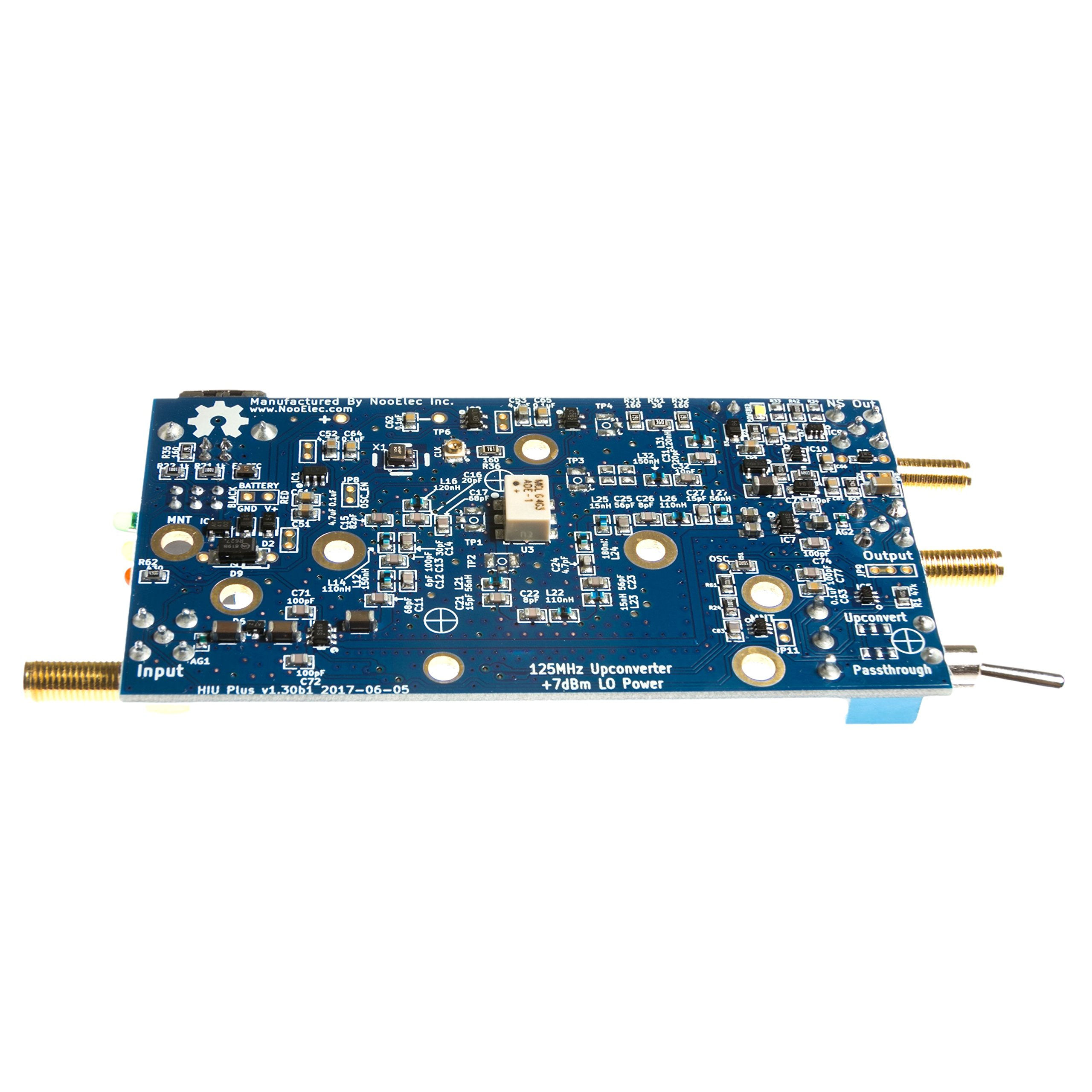 Ham It Up Plus - HF/MF/LF/VLF/ULF Upconverter w/TCXO & Separate