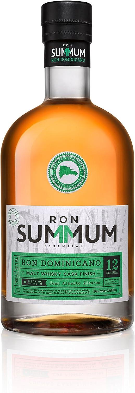 Ron Dominicano SUMMUM Finish Malt Whisky - 700 ml