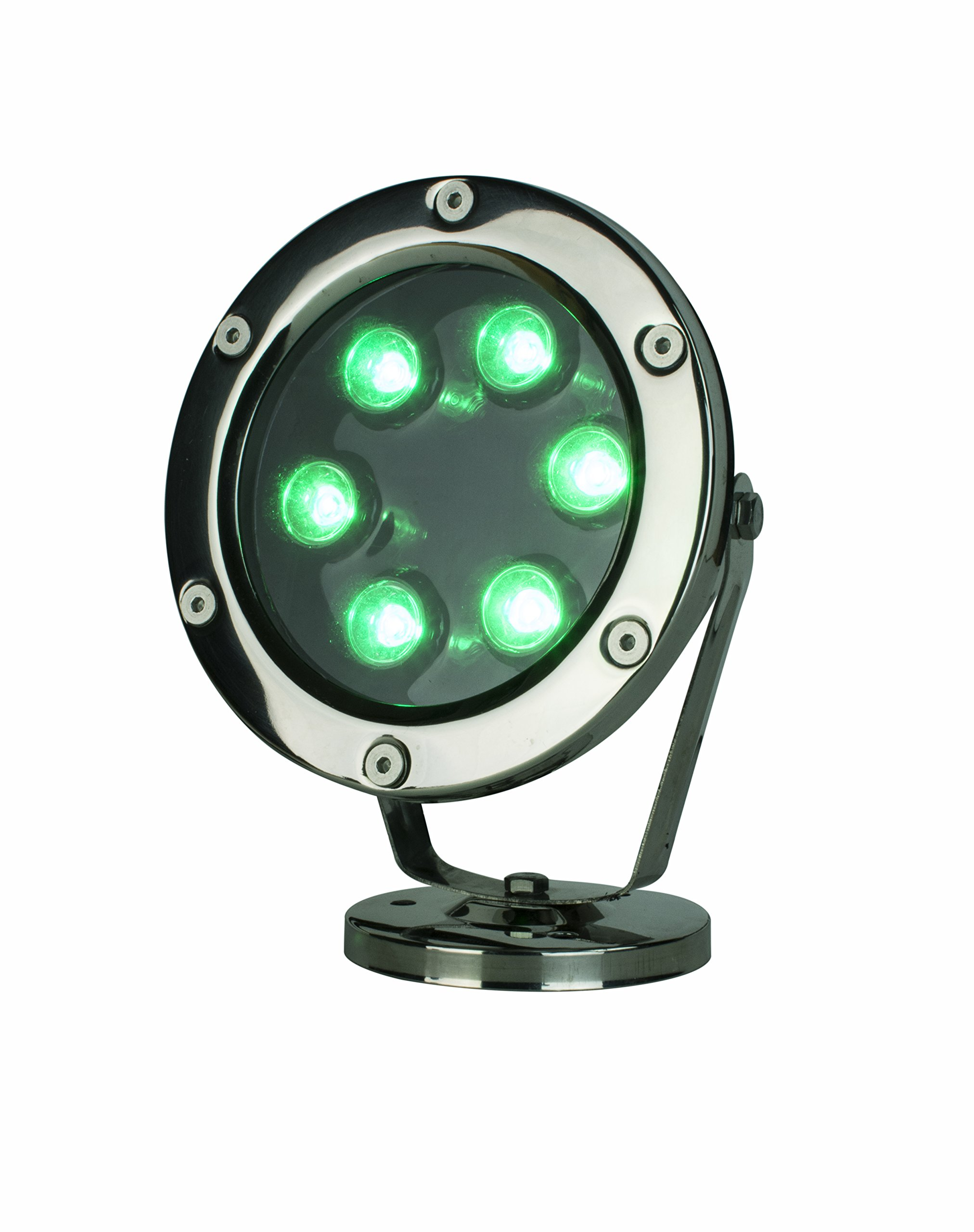 Lifegard R441003 Submersible Pond and Fountain LED Light, Green