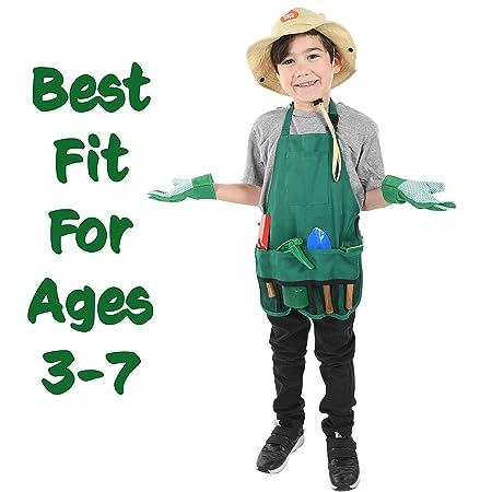 4e6330b3a9fa2 Amazon.com  Born Toys Kids Gardening Set