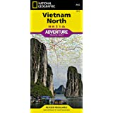 VIETNAM NORTH  1/650.000