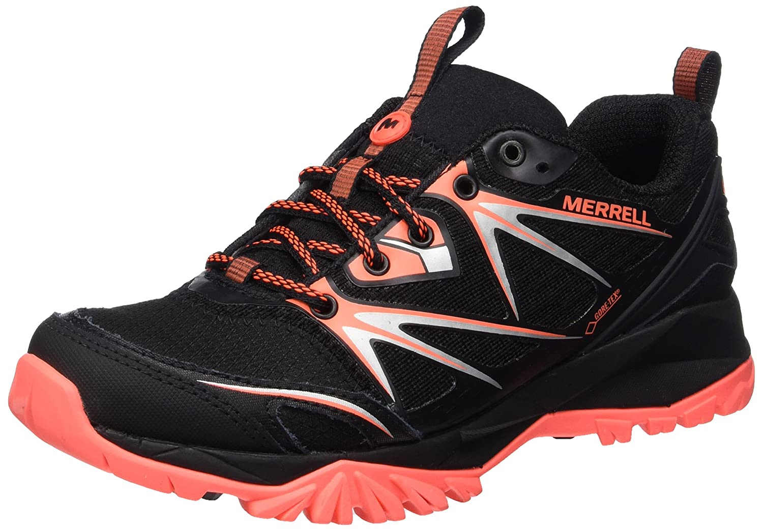 Merrell Women's Capra Bolt Gore Tex Low Rise Hiking Shoes