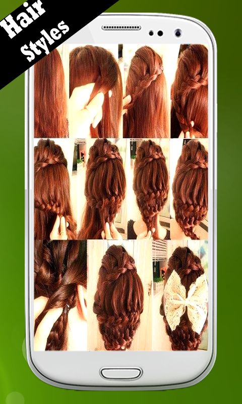 Amazon Com Hair Styles Step By Step Appstore For Android