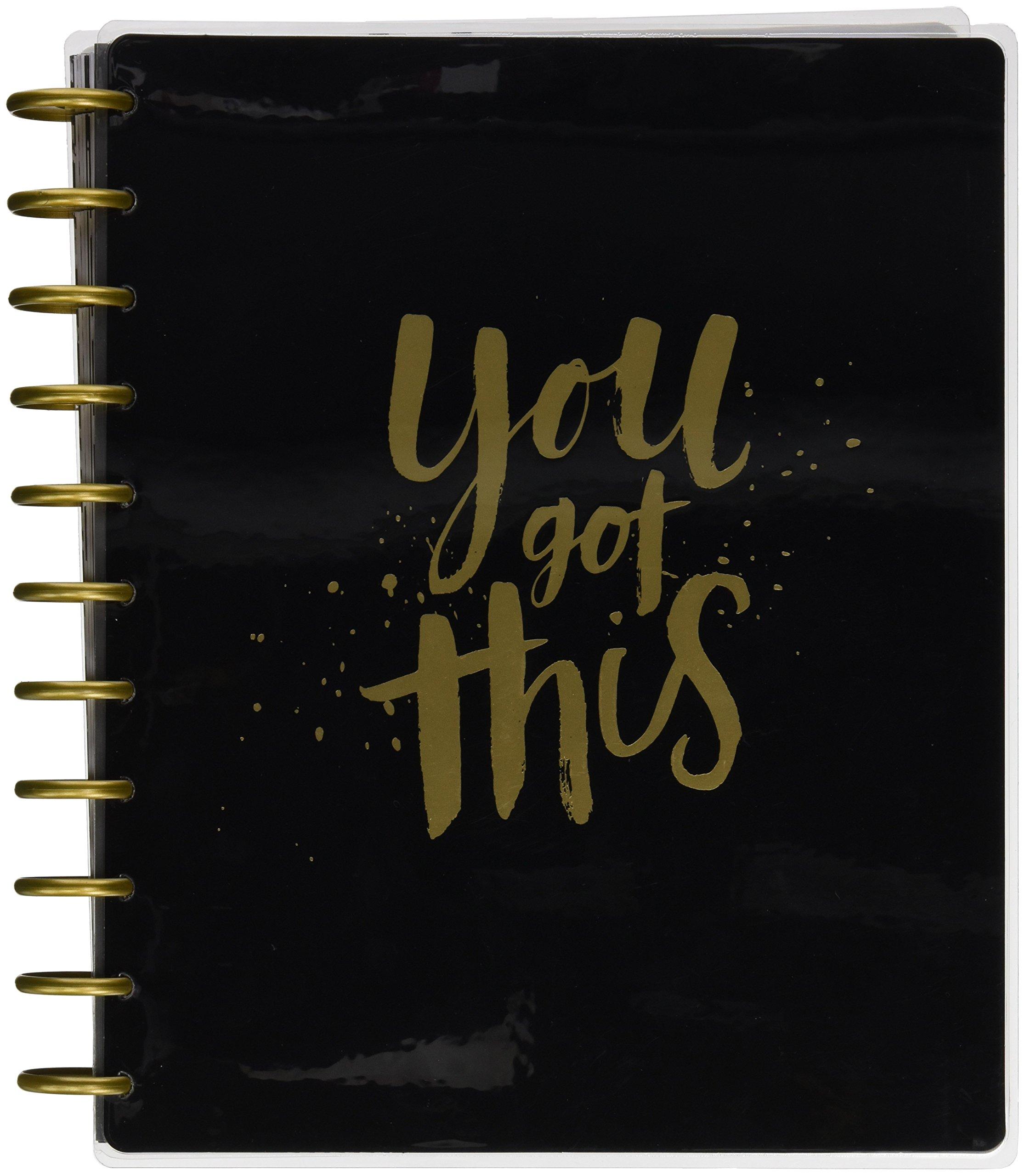 Me & My Big Ideas Create 365 The Happy Planner Big, You Got This, Jul 2017 - Dec 2018