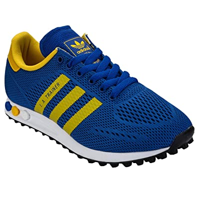 l.a trainers adidas