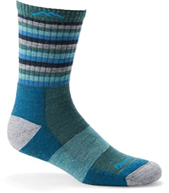 cb711b789 Amazon.com   Darn Tough Vermont Women s Merino Wool Micro Crew Cushion Socks    Athletic Socks   Clothing