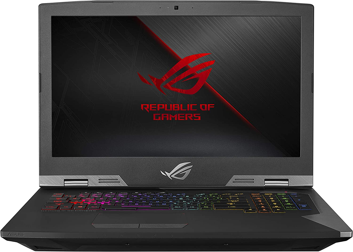 1. ASUS ROG G703GX Laptop-Best laptop for 3ds max vray rendering 2021
