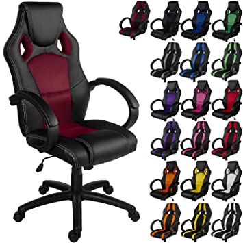 "RACEMASTER® ""GS Series - Silla de Escritorio/Gaming Silla de despacho -"