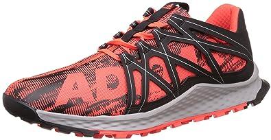 adidas Men's Vigor Bounce M Solred, Scarle and Cblack Running Shoes - 10 UK/