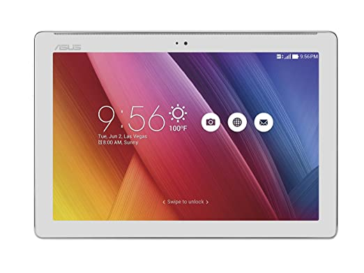"268 opinioni per Asus ZenPad 10 Z300CG-1L027A Tablet, 10"", HD, Processore Intel Quad Core, 16 GB,"