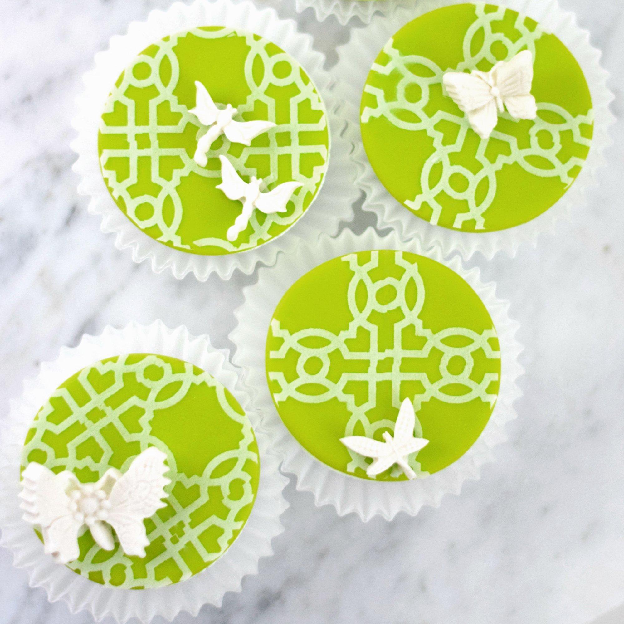 Satin Ice Bright Green Fondant, Vanilla, 5 Pounds by Satin Ice (Image #4)
