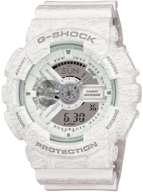 ジーショック G-SHOCK 時計 5146 Heathered Color Series GA-110HT メンズ レディース B012FC5OVK ワンサイズ GA-110HT-7AJF GA-110HT-7AJF ワンサイズ