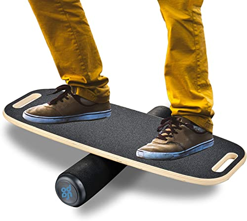 Balance Board Trainer with Handle