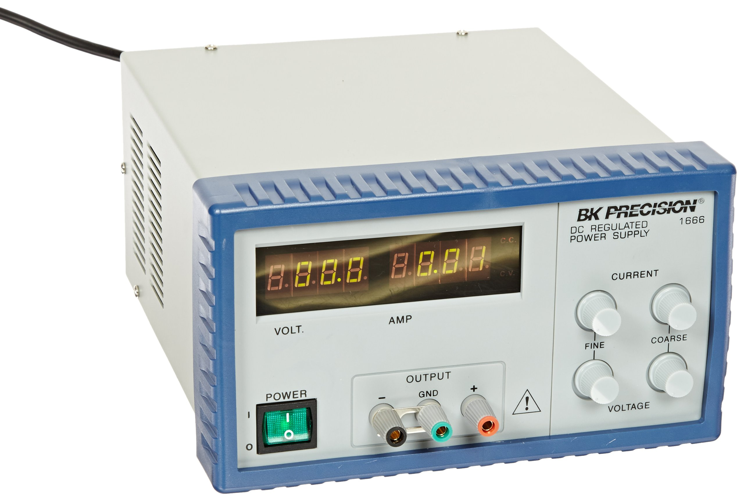 B&K Precision 1666 Bench Switching DC Power Supply Series, 1-40V, 5A