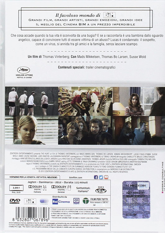 Il sospetto New Edition [Italia] [DVD]: Amazon.es: Mads Mikkelsen, Thomas Bo Larsen, Annika Wedderkopp, Thomas Vinterberg: Cine y Series TV
