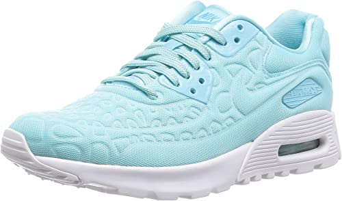 Nike Air Max 90 Ultra Plush Damen Sneaker 844886 400: Amazon