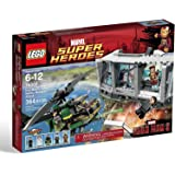 LEGO Super Heroes - Iron Man: Malibu Mansion Attack, Pack de Figuras de acción (76007)