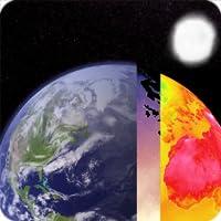 Terra. Visualizzati. Naturale.