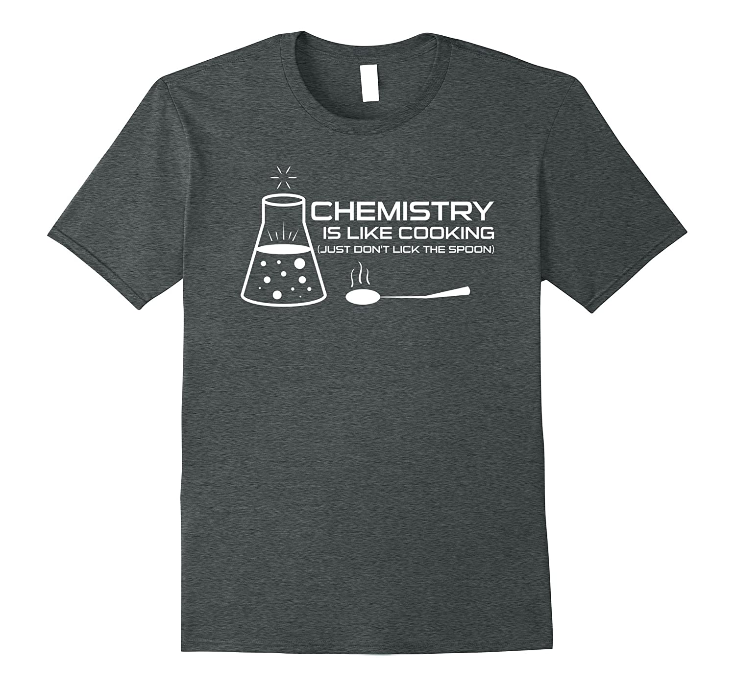 28451e82 Funny Chemistry Is Like Cooking Jokes Shirt Science Pun GIft ...