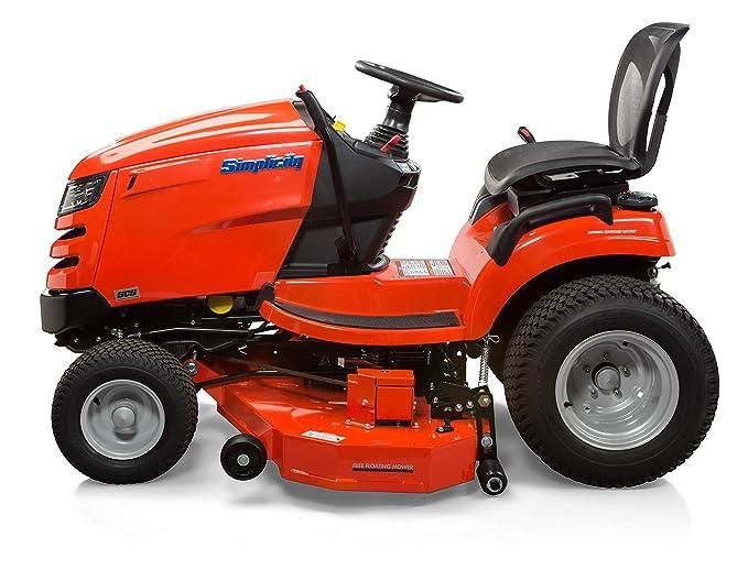 simplicity broadmoor lawn tractor reviews