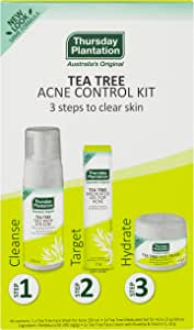 Thursday Plantation Clear Skin and Acne Control Pack,